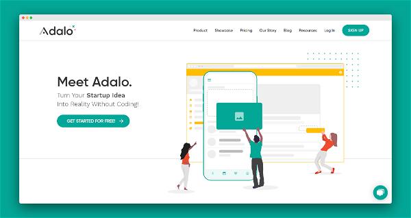 Adalo Screenshot