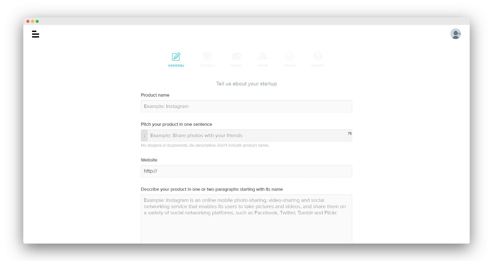 Beta List Screenshot 3