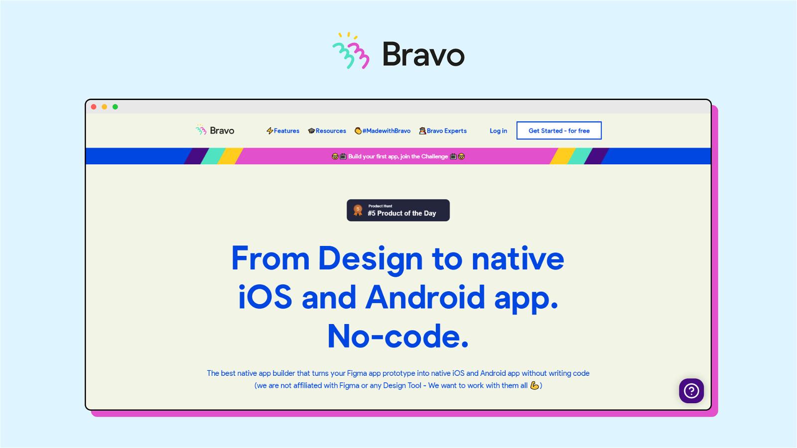 Bravo Studio Screenshot 1