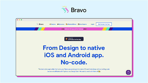 Bravo Studio Screenshot