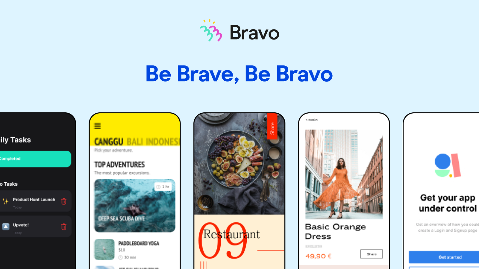 Bravo Studio Screenshot 3