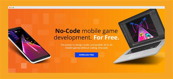 Buildbox Screenshot