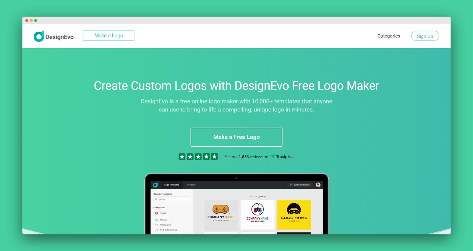 Design Evo Screenshot 1