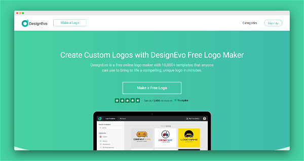 Design Evo Screenshot