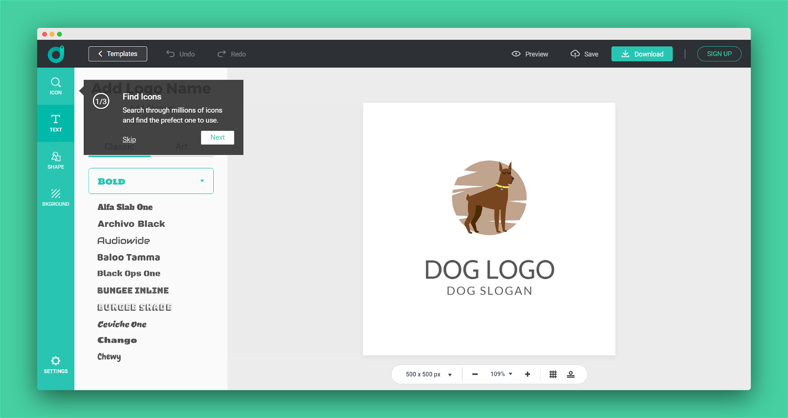 Design Evo Screenshot 3