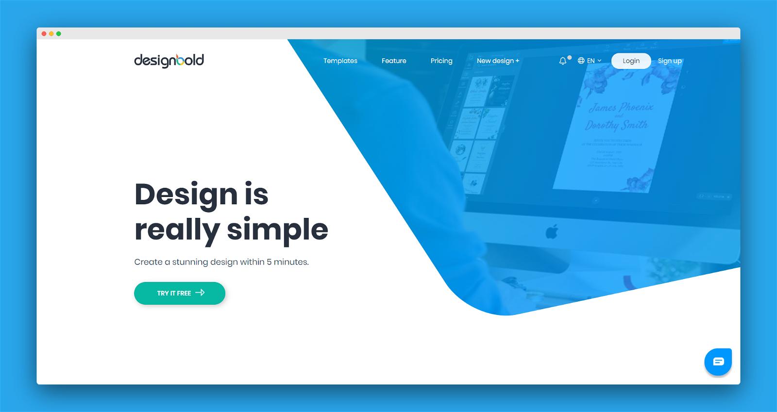 DesignBold Screenshot 1
