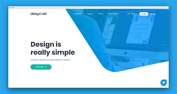 DesignBold Screenshot