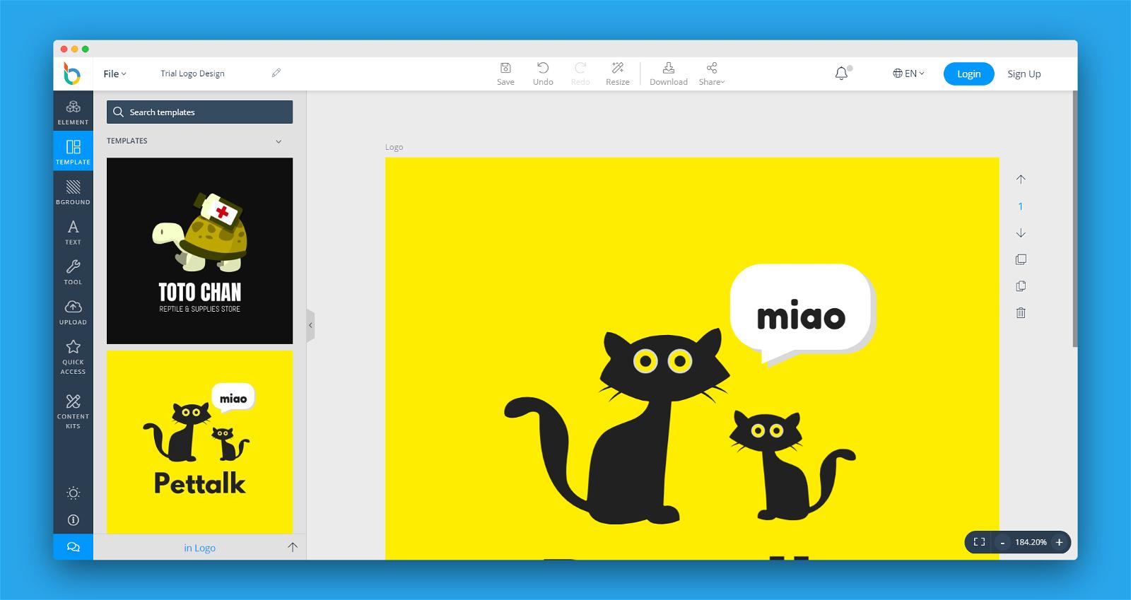 DesignBold Screenshot 3
