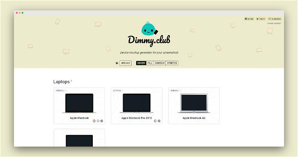 Dimmy.Club Screenshot