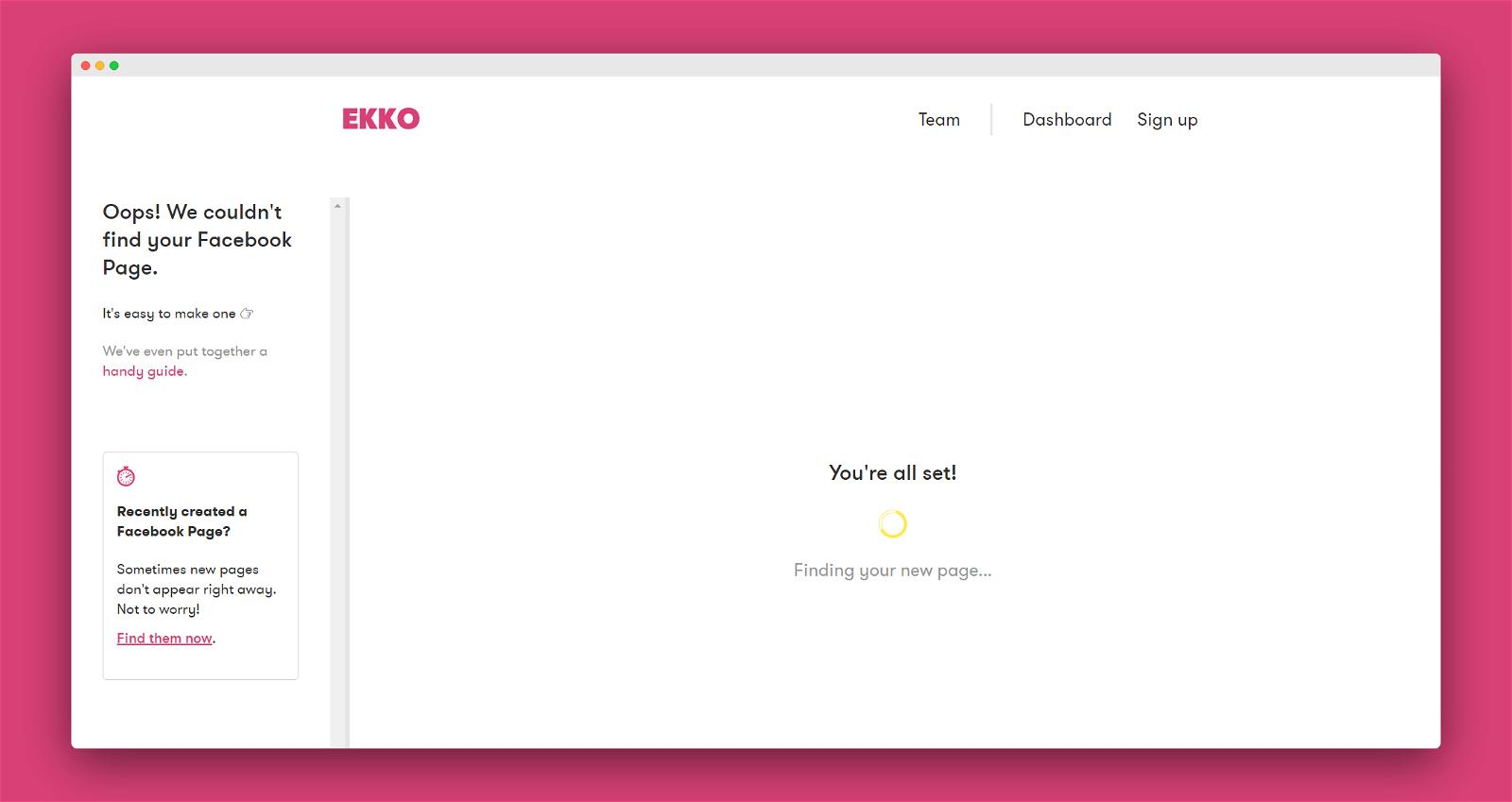 Ekko Screenshot 2