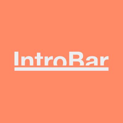 IntroBar Logo
