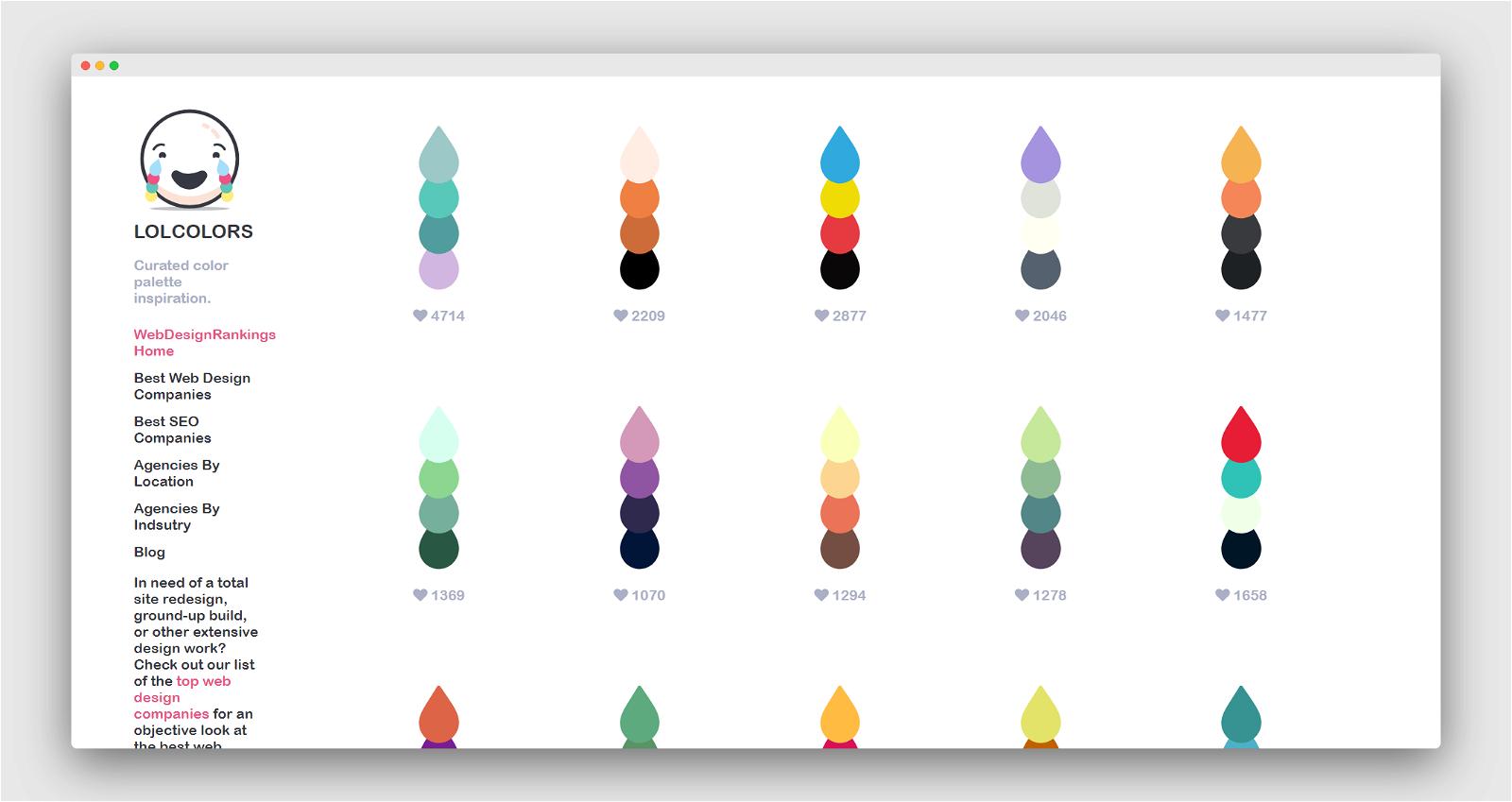 Lol Colors Screenshot 1