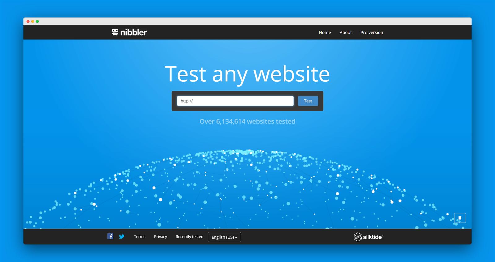 Nibbler Screenshot