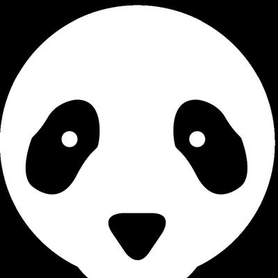 Panda Colors Logo
