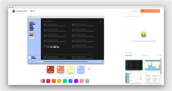 Panda Colors Screenshot