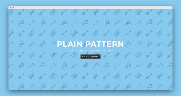 Plain Pattern Screenshot