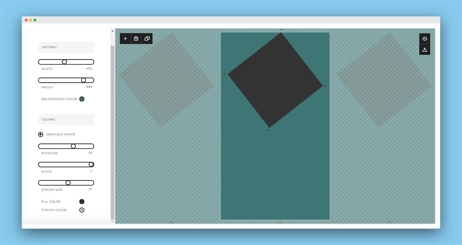Plain Pattern Screenshot 3