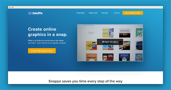 Snappa Screenshot