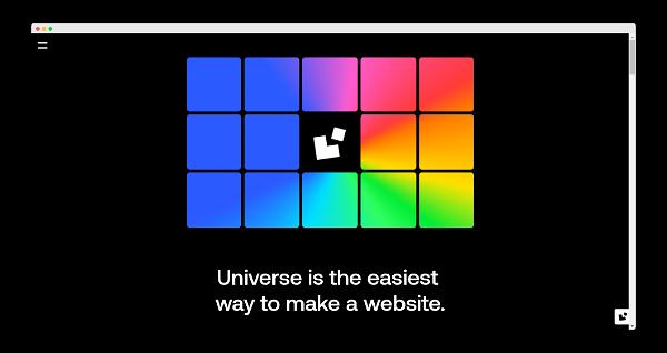 Universe Screenshot