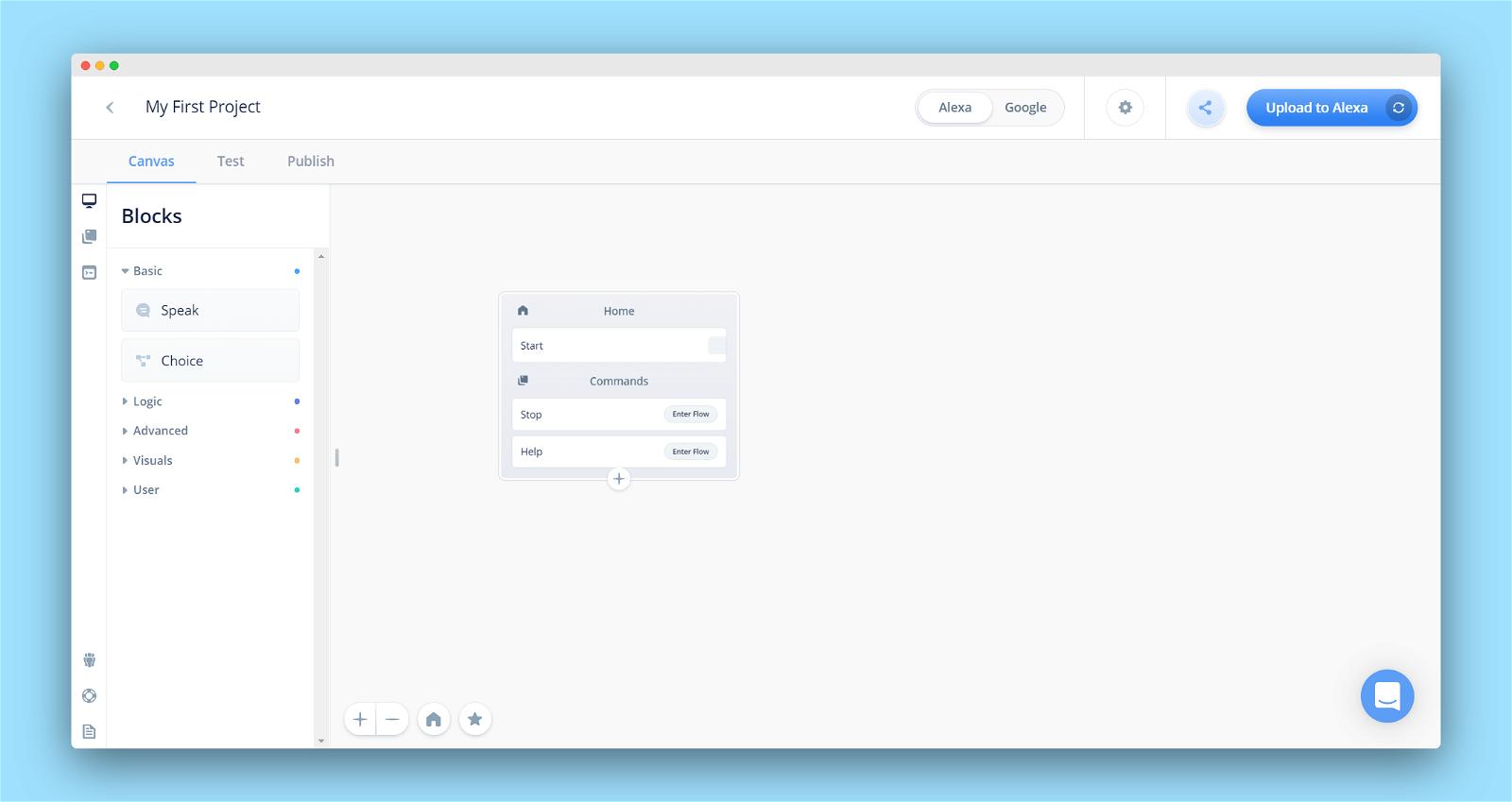 Voiceflow Screenshot 2