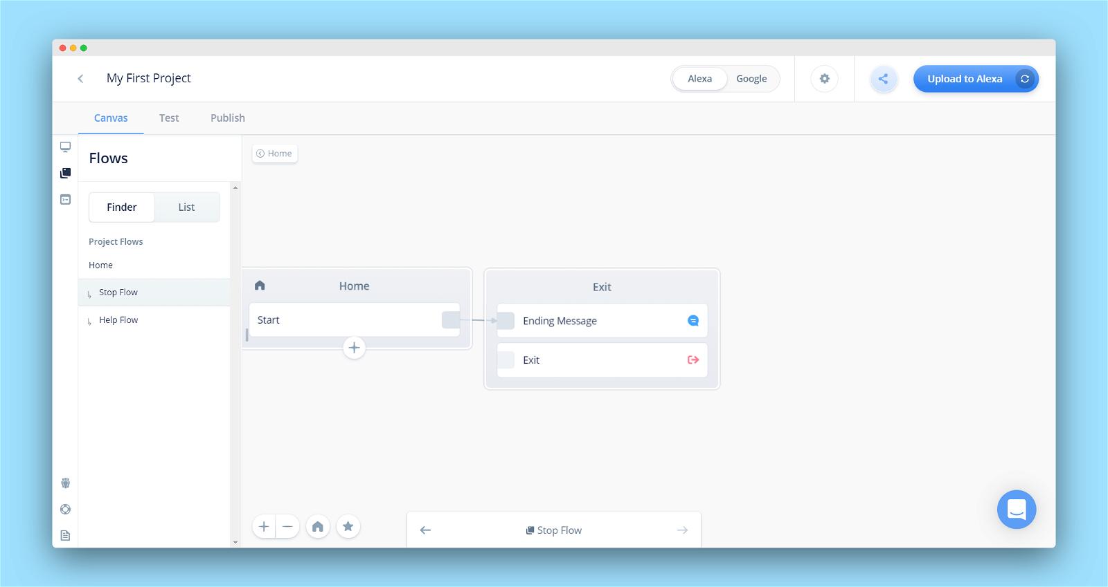 Voiceflow Screenshot 3