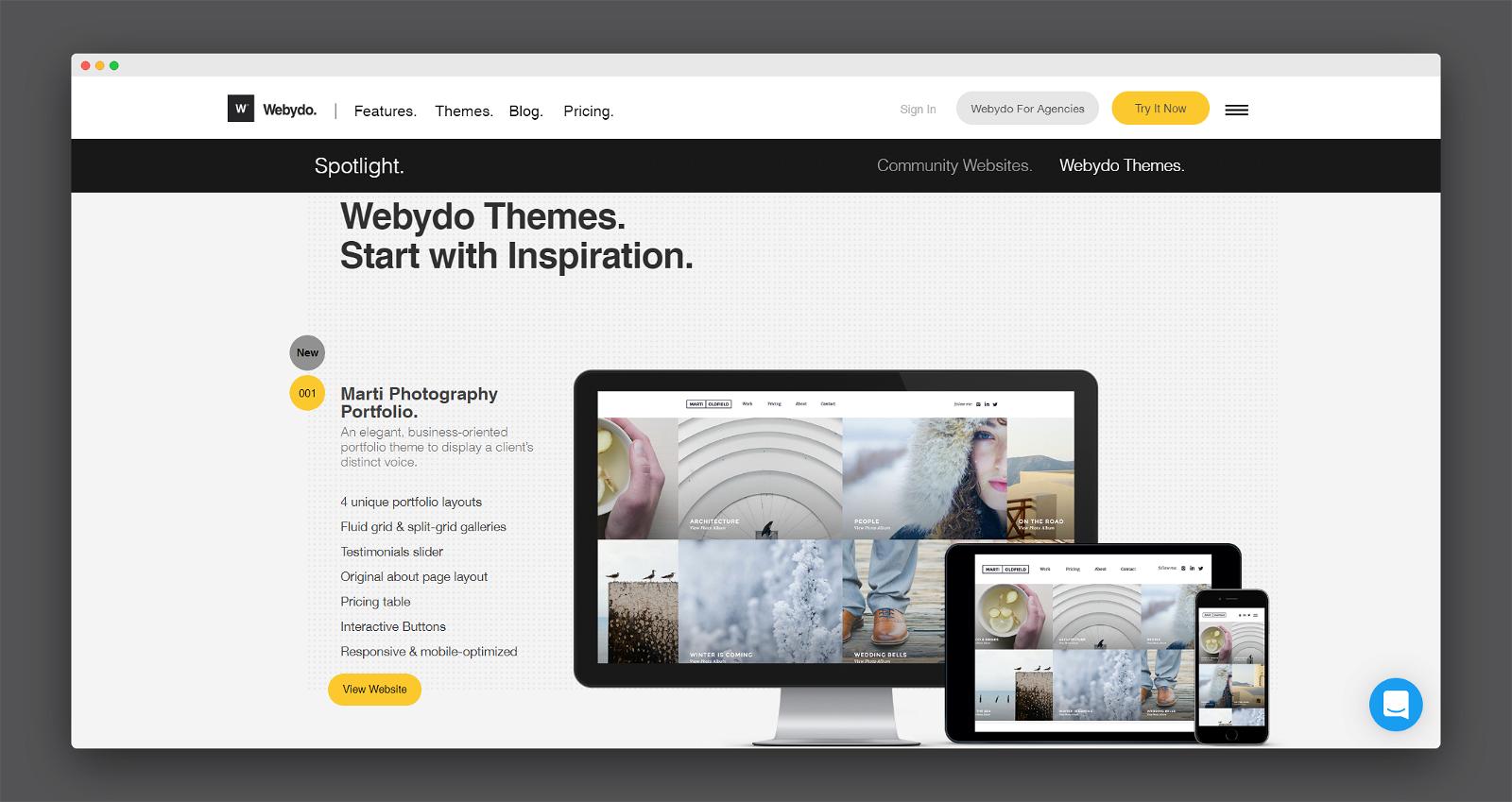 Webyo Screenshot 3