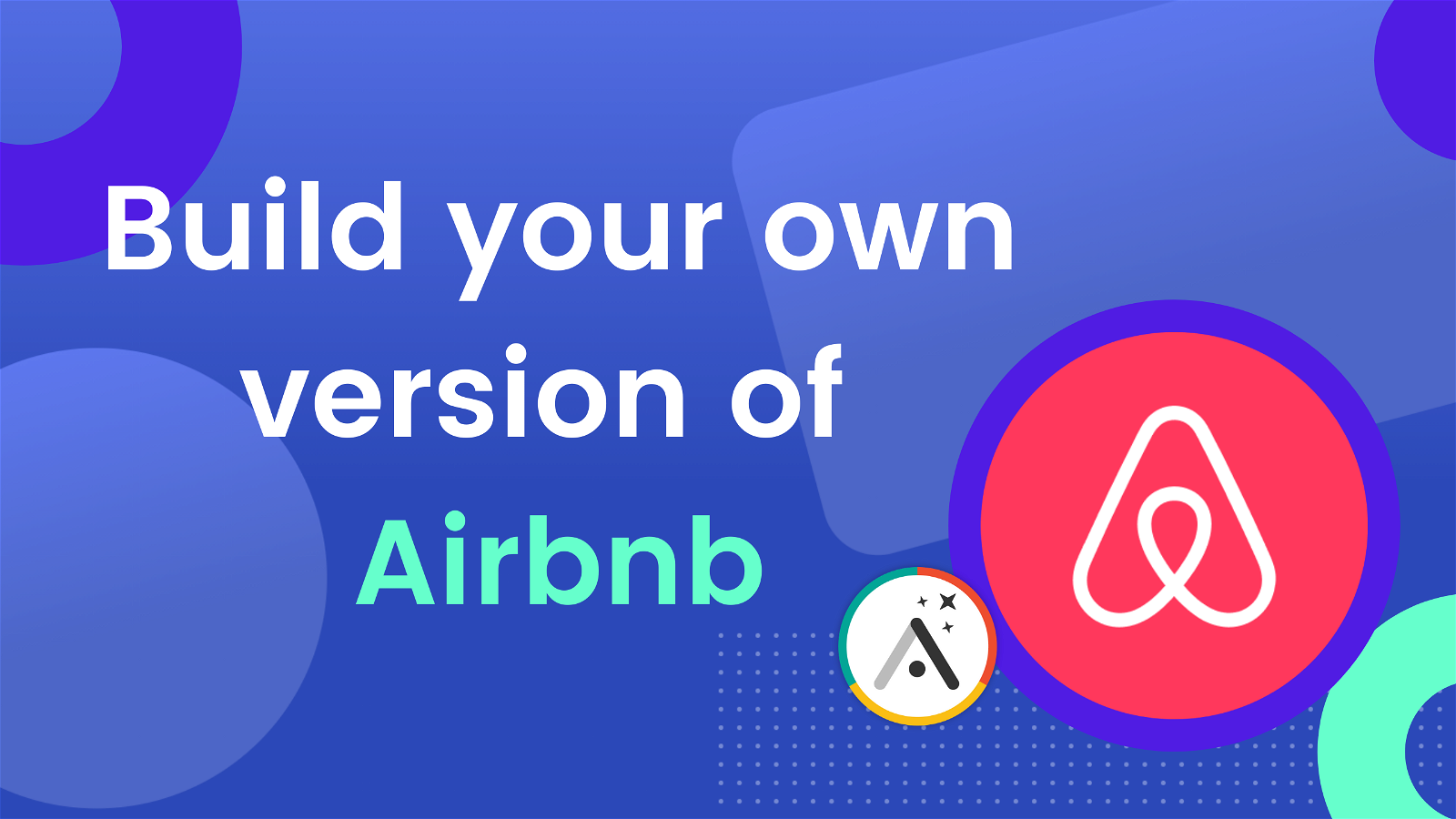 Build your own version of AirBnB Banner