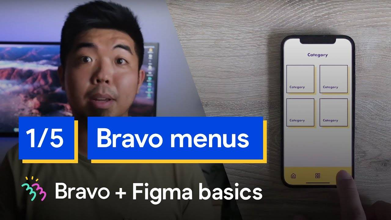 Designing an App With Bravo and Figma Banner